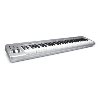 0-M-AUDIO KEYSTATION 61ES -