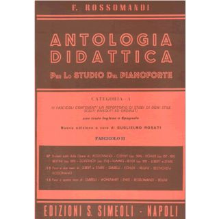 0-SIMEOLI Rossomandi, F. -