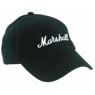 0-MARSHALL Cappello nero co