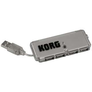0-KORG USB HUB - CONNESSION