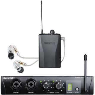 0-SHURE PSM200 EP2TR215CL -