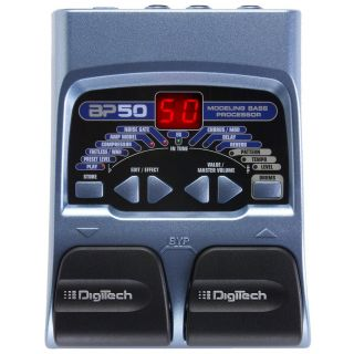 0-DIGITECH BP50PS - PEDALE