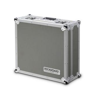 0 Rockboard - RBO CASE 4.1 QUAD Flight Case per Pedalboard Quad 4.1