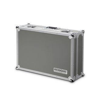 0 Rockboard - RBO CASE 4.2 QUAD Flight Case per Pedalboard Quad 4.2