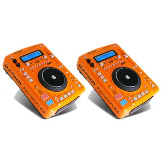 0-DJ TECH (coppia) ISCRATCH