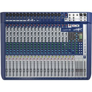 0-SOUNDCRAFT Signature 22 -