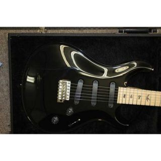 0-PRS 305 Black (Maple Fret