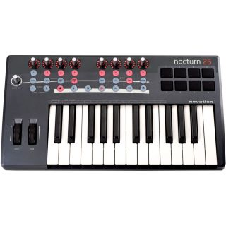 0-NOVATION Nocturn 25 - CON