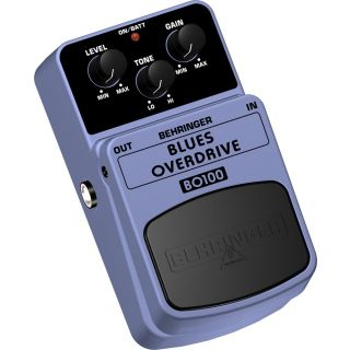 0-BEHRINGER BO100 BLUES OVE
