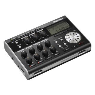 0-TASCAM DP004 - REGISTRATO