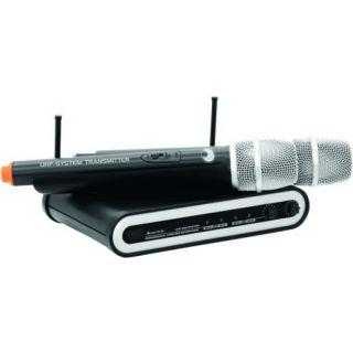 0-OMNITRONIC UHF 202 - 863,