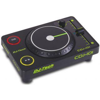 0-DJ TECH CDJ101 - CONTROLL