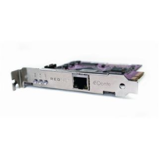 0-FOCUSRITE RedNet PCIe car