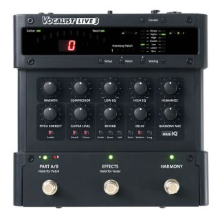 0-DIGITECH LIVE 3 - Multief
