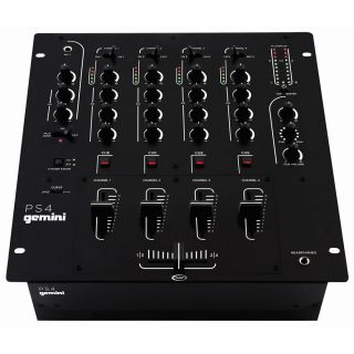 0-GEMINI PS4 - MIXER 4 CANA