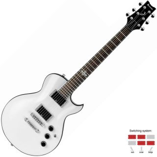 0-IBANEZ ART120 WH White -
