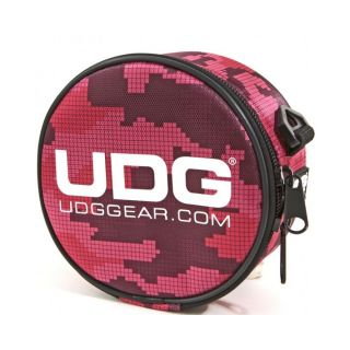 0-UDG HEADPHONE BAG CAMO PI
