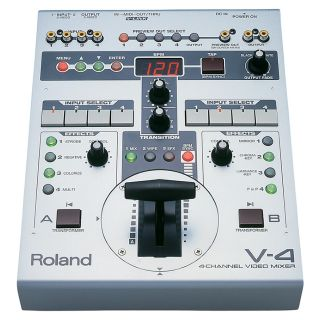 0-ROLAND V4 - MIXER VIDEO C
