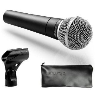 SHURE SM58 Microfono Dinamico Professionale