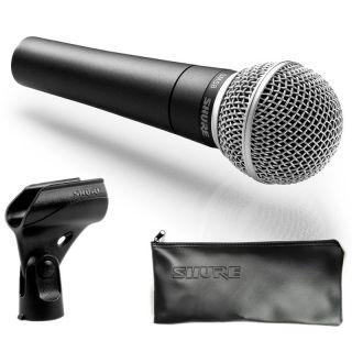 SHURE SM58 - Microfono Dinamico Professionale