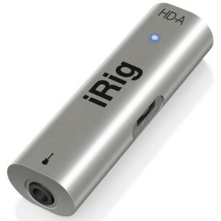 0-IK MULTIMEDIA iRIG HD-A -