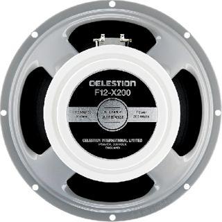 0 Celestion - F12-X200 200W 8ohm