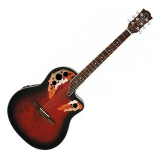 0-EKO SMC-OW-F Red Sunburst