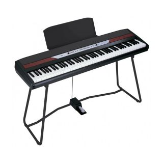 0-KORG SP250 BK - PIANOFORT