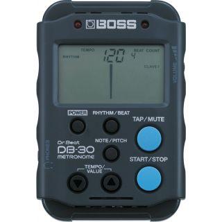 0-BOSS DB30 - METRONOMO ELE