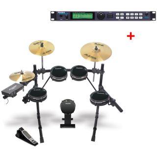0-ALESIS USB Pro DrumKit +
