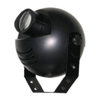 0-FLASH LED 9W RGB DMX SPOT