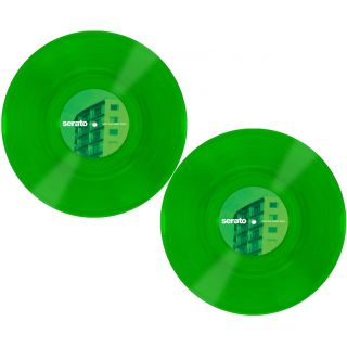 0-SERATO GREEN GLASS 10 (CO