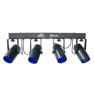 0-CHAUVET DJ 4Play - Kit ef