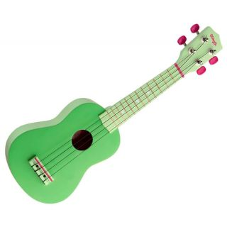 0-STAGG US-GRASS - UKULELE