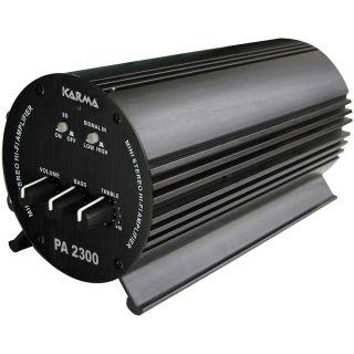 0-KARMA PA 2300 - Mini ampl