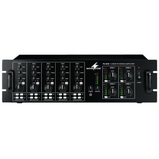 Monacor PA-4040 - Amplificatore PA 4 Zone
