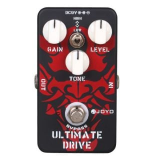 0-JOYO JF-02 ULTIMATE DRIVE