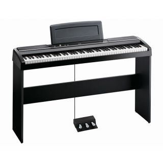 0-KORG SP-170DX PIANO STAGE