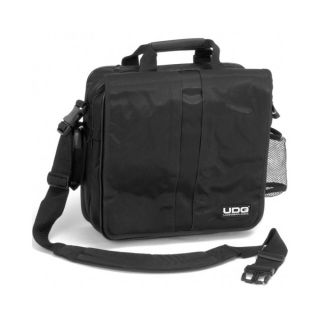 0-UDG COURIER BAG DELUXE BL