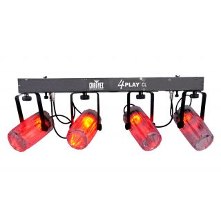 0-CHAUVET 4 PLAYCL - KIT LU