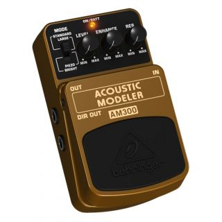 0-BEHRINGER AM300 ACOUSTIC