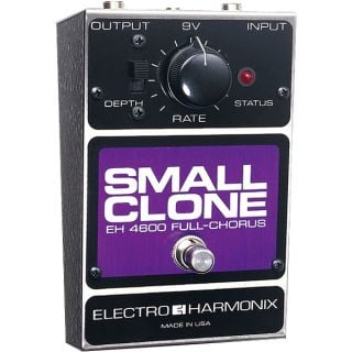 0-ELECTRO HARMONIX SMALL CL