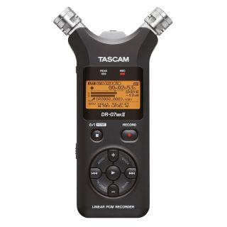 0-TASCAM DR07 MKII - REGIST