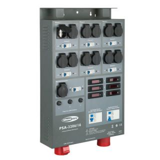 0-Showtec PSA-3206-16 Power
