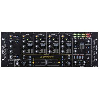 0-DENON DNX800 - DJ MIXER 4