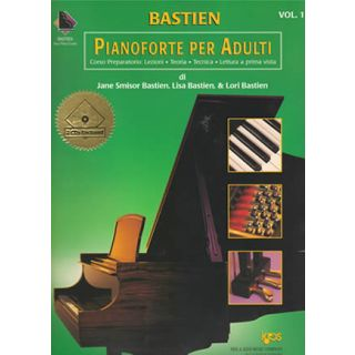 0-KJOS Bastien - PIANOFORTE