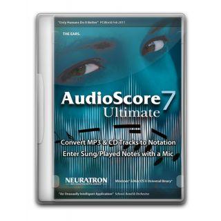 0-AVID SIBELIUS AudioScore