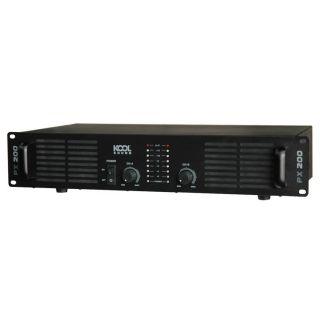 0-KOOL SOUND PX 200 - AMPLI