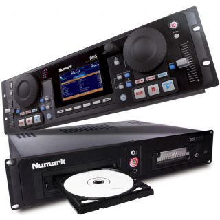 0-NUMARK DDS80 - CD PLAYER