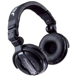 0-PIONEER HDJ1000 K Black -